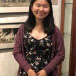 哈克何雨盈獲總統學者獎 北加唯一華裔