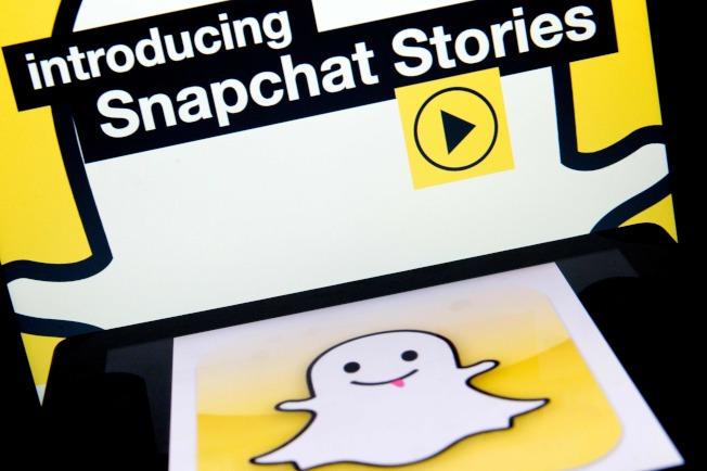 年輕人喜歡在社交網站表現自我。(Getty Images)