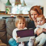 1張圖看媽媽好忙 全職媽咪…相當年薪近7萬元