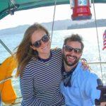 住不起的美國/厭倦公寓 金山夫婦以船為家 月省1200元
