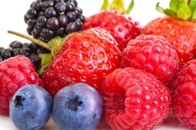 莓果富含抗氧化劑,是營養師推薦的食物。(Getty Images)