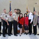 黃馬克西 馬州警界最高階亞裔官員
