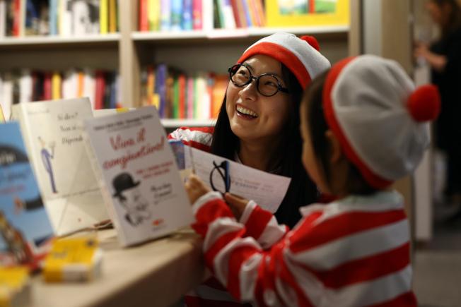 父母對中文教育的態度若有分歧,常會影響孩子的學習動力。(Getty Images)