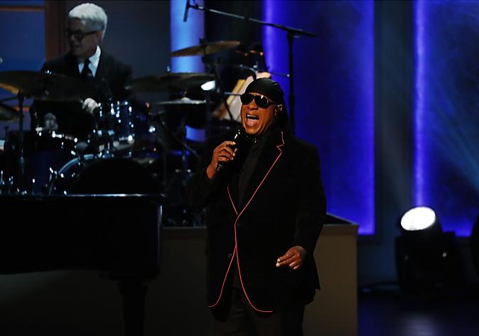 米高梅春田賭場(MGM Springfield)今夏開張,第一場演唱會邀請美國傳奇歌手Stevie Wonder演出。(法新社)