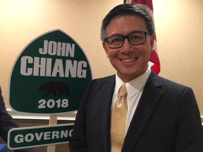 加州华裔州长候选人江俊辉:加州应当把教育经费提高更多