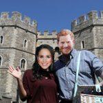 脫歐扮擾苦悶 王子婚禮終讓英國人有狂歡藉口