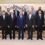 中美再談判前…王岐山會美商代表 談兩國關係壓艙石