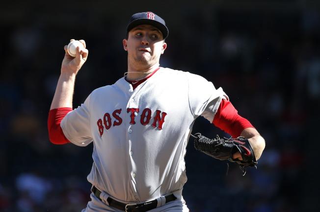 史密斯本季是紅襪隊倚重的牛棚要角。(Getty Images)