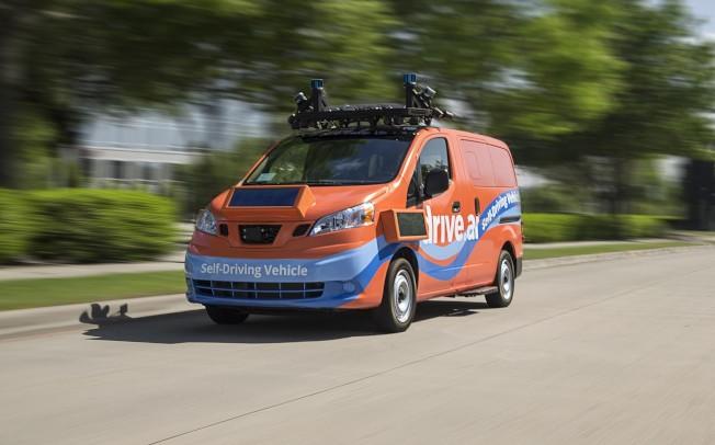 領先潮流!Drive.ai將率先於德州提供自駕車叫車服務,讓想搶先體驗自駕車接送服務的民眾開始躍躍欲試。(取自Drive.ai官網)