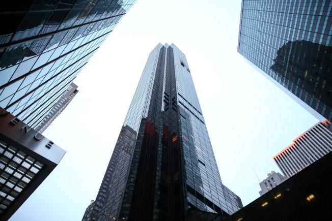 參院公布調查報告,還原許多在川普大廈內進行的交易。(路透)