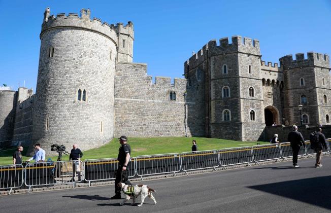 溫莎城堡。Getty Images