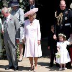 哈利王子大婚  前兩任女友都出席了