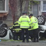 麻州死亡車禍  高中生撞樹4死1傷
