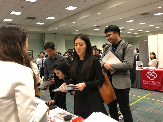 不少畢業生願意選擇回中國發展。(檔案圖片)