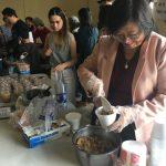 台美傳統周 美食園遊會 台式小吃人潮洶湧