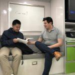 市小商業局移動服務車 進法拉盛提供諮詢