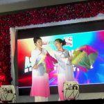 獅會樂團表演 慶亞美傳承節