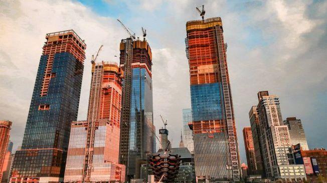 紐約市雖大量興建公寓,但基本上似乎只迎合高收入族群。(Getty Images)