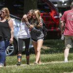 印州高中生教室開槍 師生2傷