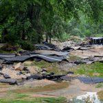 〈圖輯〉 馬州伊利卡市   歷史街區又遭洪水肆虐