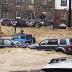 挾狂風豪雨 風暴艾伯托撲佛州 北移衝擊數百萬人