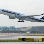 重啟全球最長航線 新航10月起直飛紐約