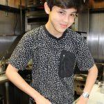 10歲華裔混血小廚神 立志開餐廳