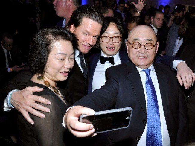 喜感「逍遙」好萊塢 華裔演員歐陽萬成闖出一片天