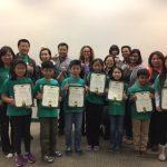 鑽石吧小學華裔學生挑大樑 出征全國頭腦奧賽總決賽