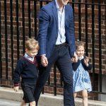 喬治和夏綠蒂 將擔任哈利梅根婚禮花童