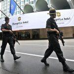 川金會取消 最高興的是…新加坡警察