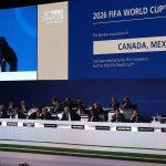 狂熱遊說成功! 美加墨贏得2026年世足賽主辦權