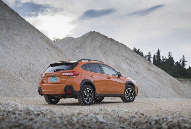 新Crosstrek Hybrid將在跟進加州零排量汽車計劃的美國地區市場發表上市。(Subaru)