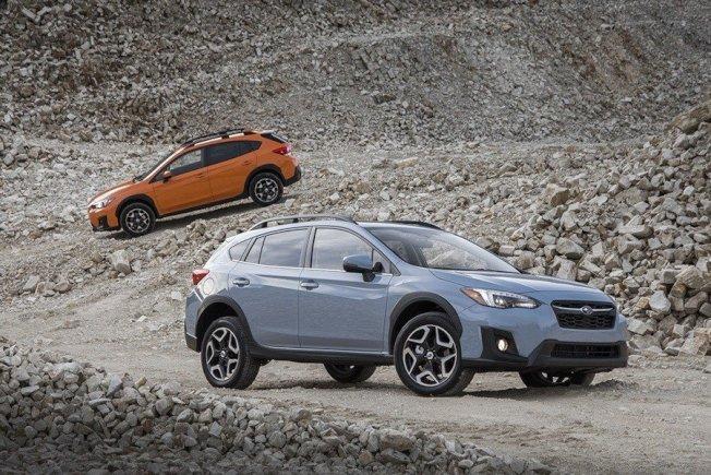 Subaru速霸陸汽車宣布將於今年底在美國市場發表旗下第一款plug-in hybrid插電式油電混合動力車款。(Subaru)