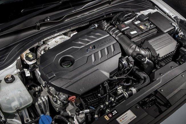 動力方面估計將與i30 N共用同一具2.0升渦輪增壓4缸引擎。(Hyundai)