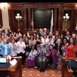 全美第37州 伊利諾批准平權案
