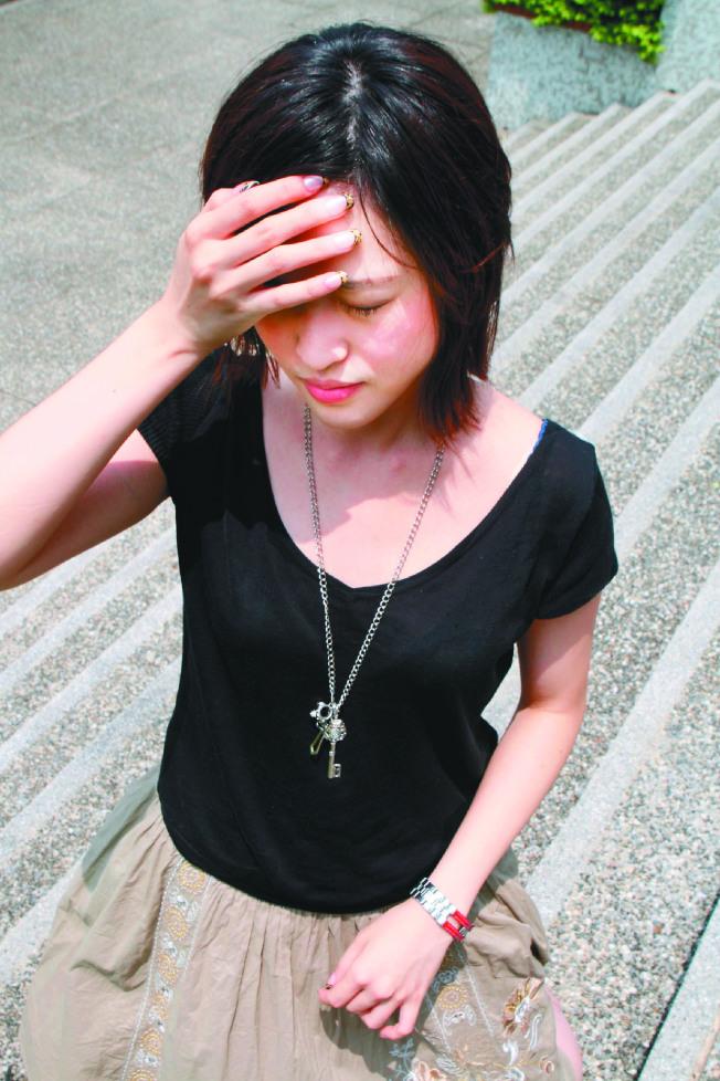 頭暈不可小覷,因為通常是由潛在的病症引起的。 (本報資料照片)