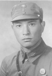 秦建林烈士 (1917-1945) 。(盧維明提供)
