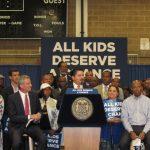 紐約市長白思豪 兩步改革特殊高中錄取