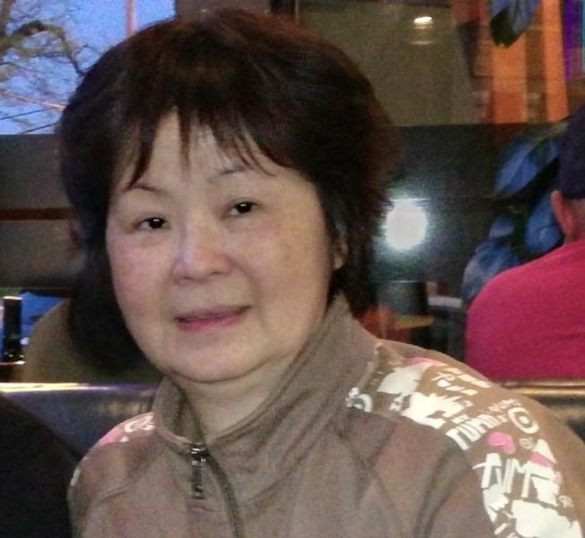芝加哥警局證實,日前在華埠附近芝加哥河畔發現的無名屍,為失蹤多時的58歲華婦方佩香(Pui Heung Fong,譯音)。(警方檔案照)