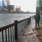 氣候峰會波士頓登場 海港區迎亞馬遜入駐 挨批洪患區過度開發