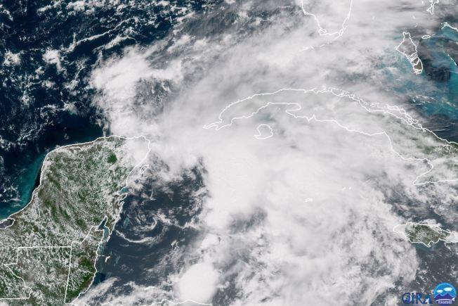 今年大西洋的颶風季早在5月份即開始。(Getty Images)