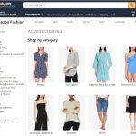 亞馬遜的弱點:服裝 8成客戶上網購衣 2成官網下單