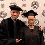 蔡國強獲頒RISD榮譽藝術博士
