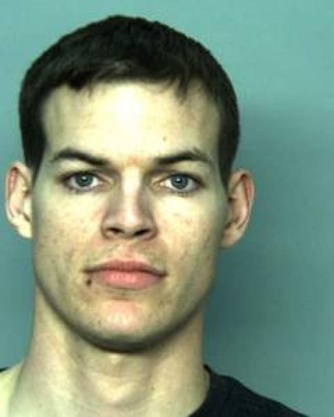 被控一級謀殺罪的被告克倫威爾。(維州契沙比克警局)