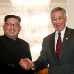 金正恩到新加坡見「美國狼」 北韓媒體絕口不提