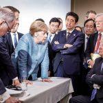 貿易嚴重分裂 川普拒簽G7聯合公報