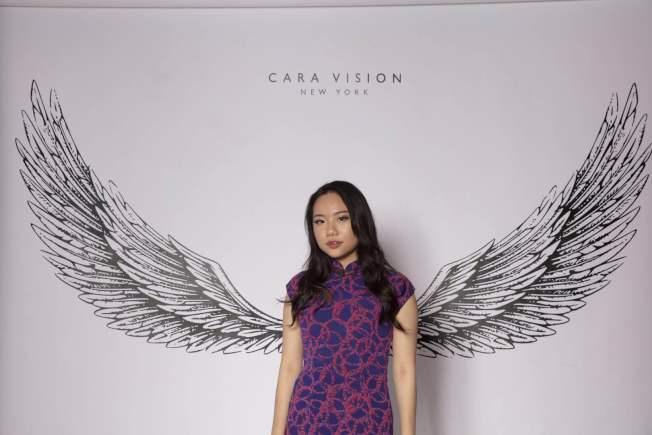 徐曉晴創紐約首家提供旗袍租賃的攝影工作室「CARA」。(徐曉晴提供)