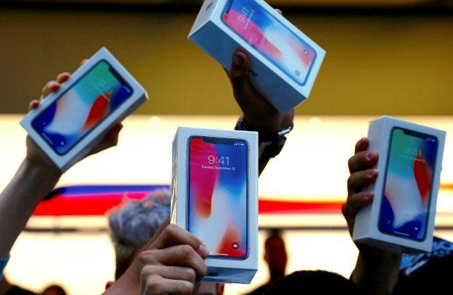 消費者買氣大減? 蘋果新機產量傳跌20%