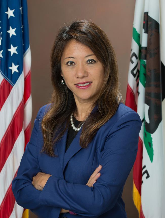 加州稅務局委員馬世雲(Fiona Ma)。
